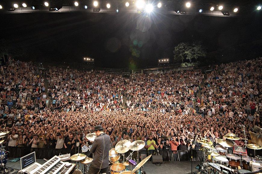 King Crimson, Nuits de fourvière