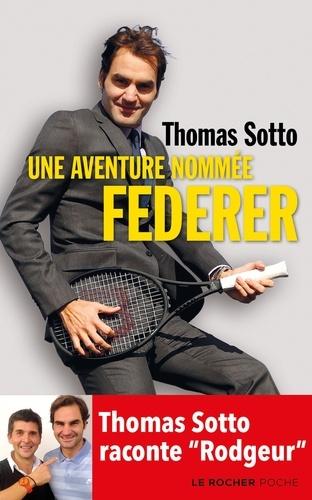 Roger Federer par Thomas Sotto, 3 livres et un bouquin