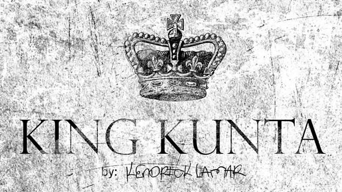 King Kunta de Kendrick Lamar