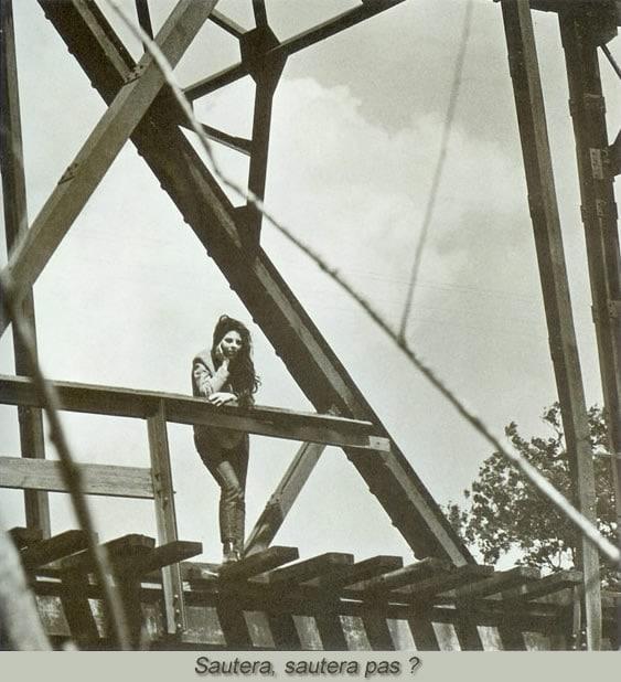 Bobbie Gentry sur le Tallahatchie Bridge