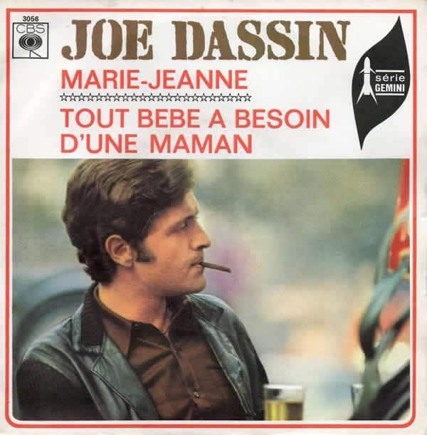 Joe Dassin Marie-Jeanne
