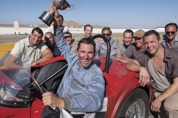 Le Mans 66 Christian Bale