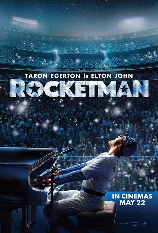 Elton John is Rocketman