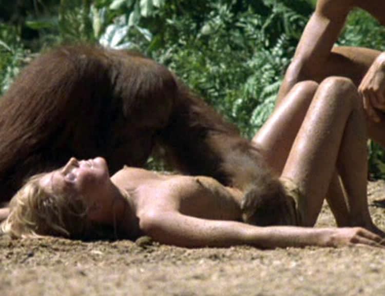 Bo Derek et Tarzan