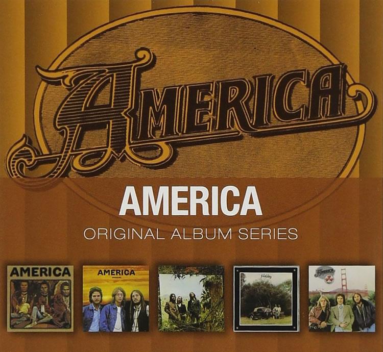 La discographie d'America