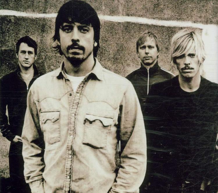 Foo Fighters 2002