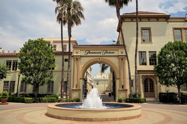 Les studios Paramount Pictures