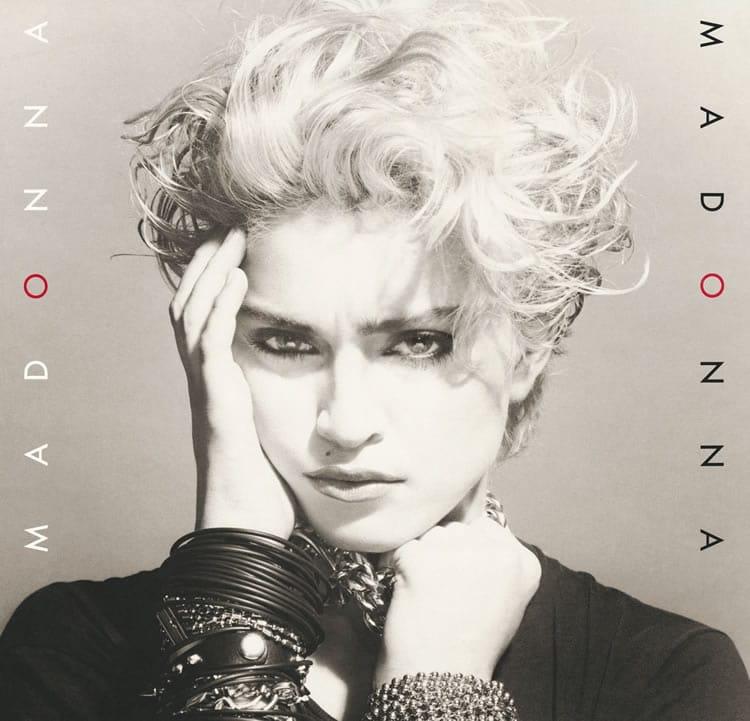 Madonna 1st album