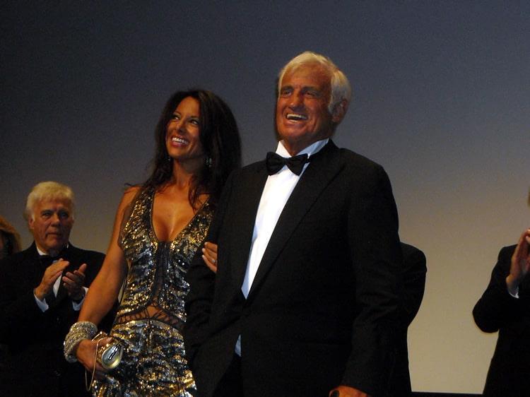 Jean-Paul Belmondo à Cannes