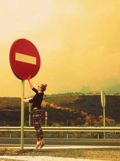 Ewelina. Malaga, Hiszpania.