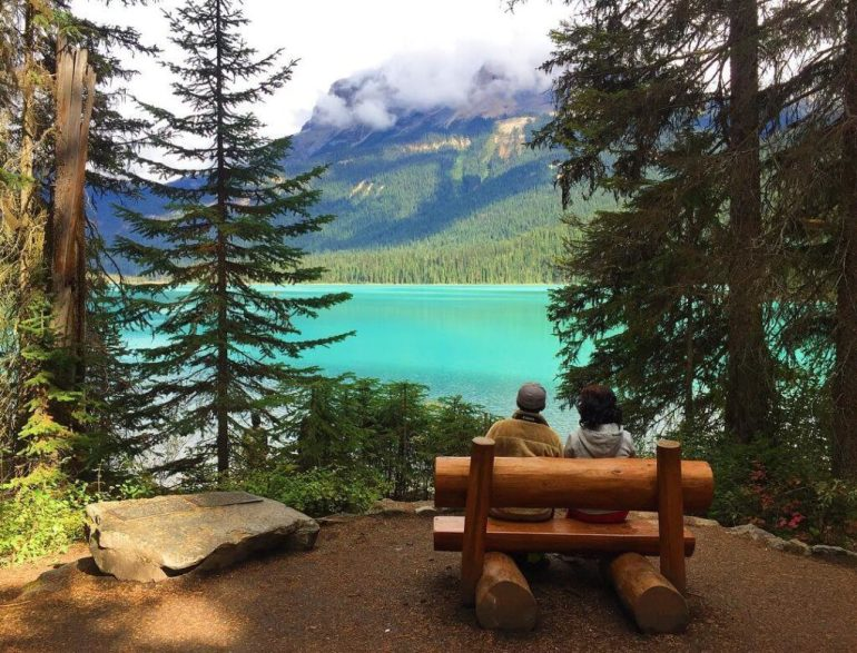 Canadian Parks Guide : Yoho National Park view