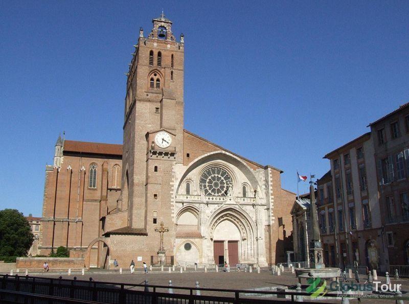 Ce este interesant în Toulouse. Atracții principale Toulouse - City roz
