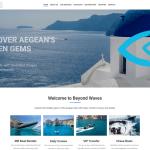Beyond Waves - Website Development & WordPress Management