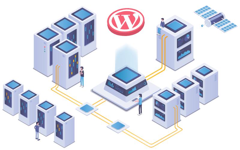 Υποστήριξη, Συντήρηση και Φιλοξενία WordPress και WooCommerce