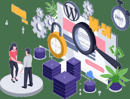Δημιουργία & Kατασκευή Ιστοσελίδων WordPress και eShop