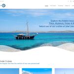 Tinos Cruises - Κατασκευή Ιστοσελίδας & Συντήρηση WordPress