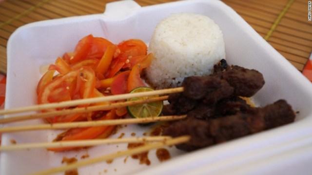 Hottest Street Food 8