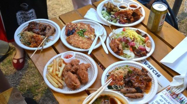 Hottest Street Food 9