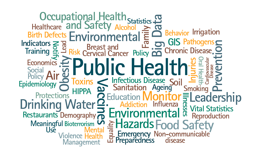 My Career in Public Health: The New Frontier