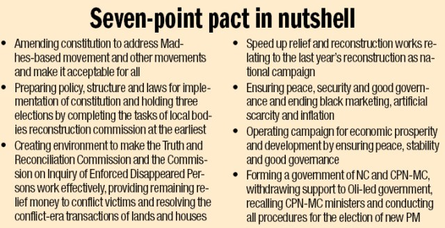seven points pacts