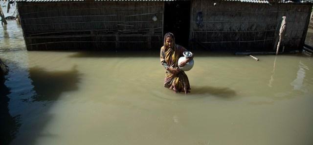 Bihar floods 1