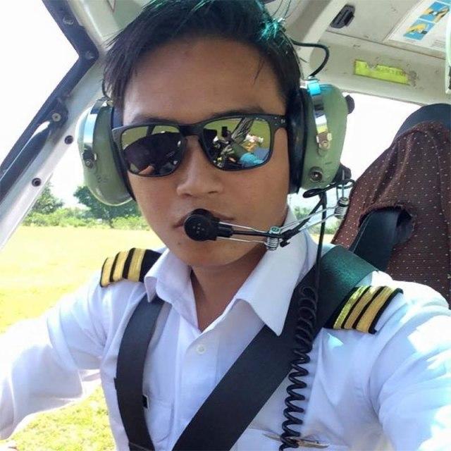 Captain Ranja Limbu