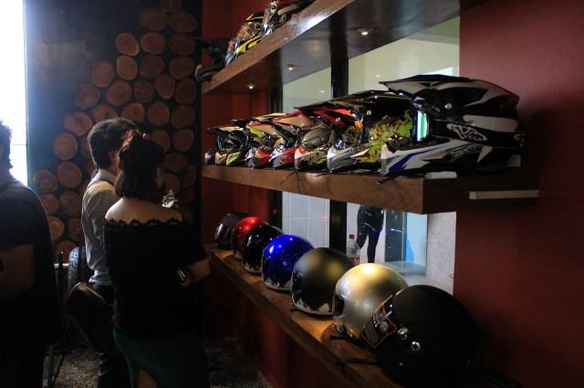 Helmets Nepal