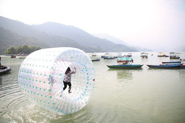 Thrill and chill in Pokhara 2