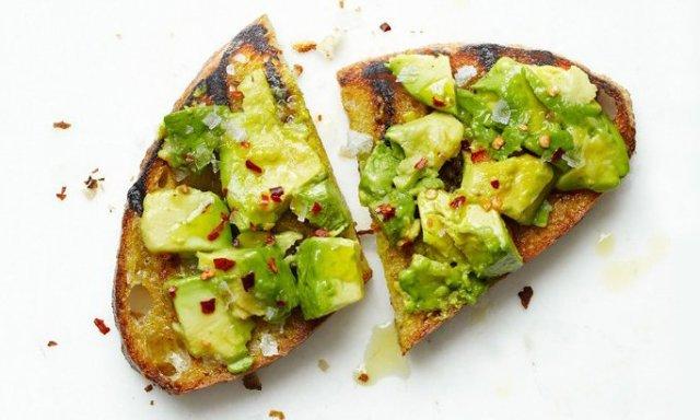 Avocado on toast, now known as avotoast.