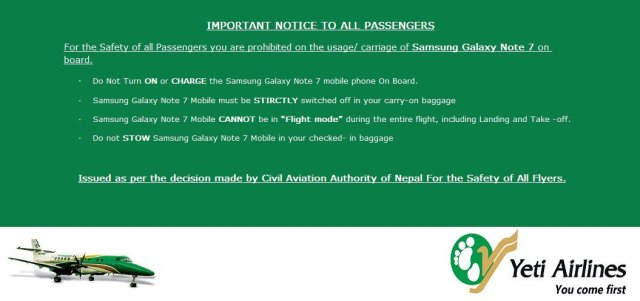 yeti-airlines-bans-samsung-galaxy-note-7