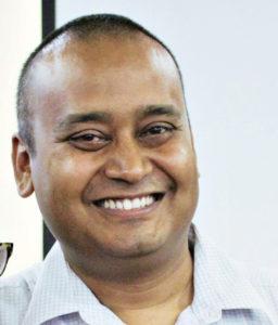Bhusan Tuladhar, Environmentalist.