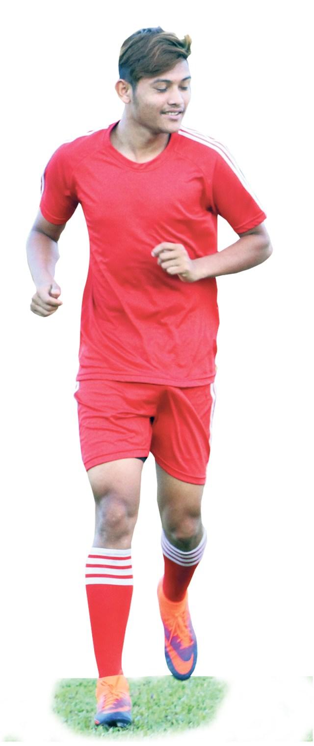 nepali-football
