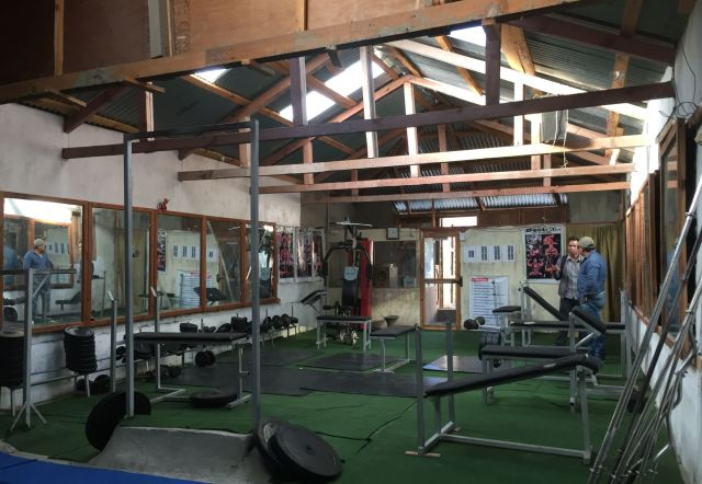 The first fitness center in Jumla, probably the first one in Karnali Zone.