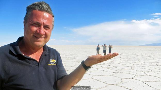 Jorge Sanchez is ranked #2 on The Best Traveled website (Credit: Jorge Sanchez)