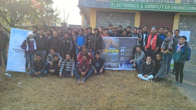 Tech Summit- Glocal Khabar