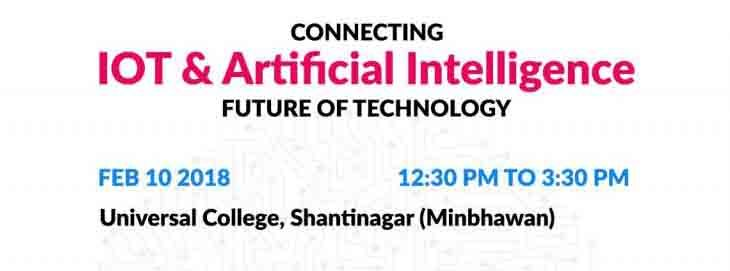 Internet of Things (IOT) & Artificial Intelligence- Glocal Khabar