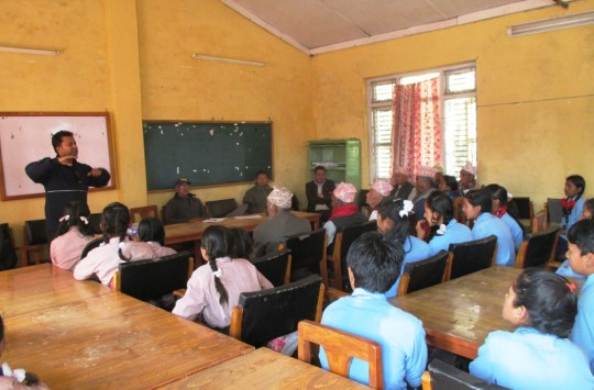 Nepalese Society for Children's Literature- Glocal Khabar