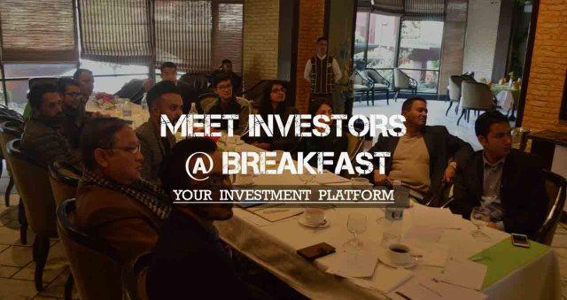 Meet Investors @ Breakfast- Glocal Khabar
