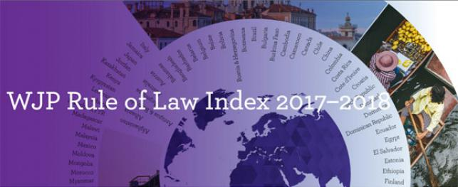 World Justice Project Rule of Law Index- Glocal Khabar