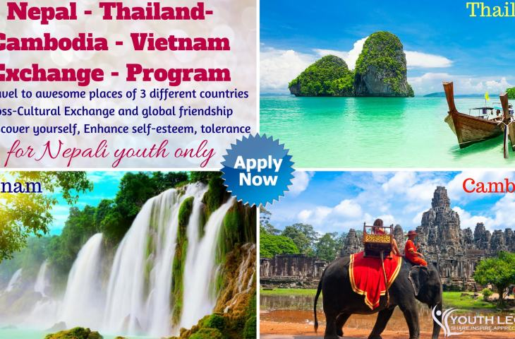 Youth Legend International Exchange Program 2018- Glocal Khabar