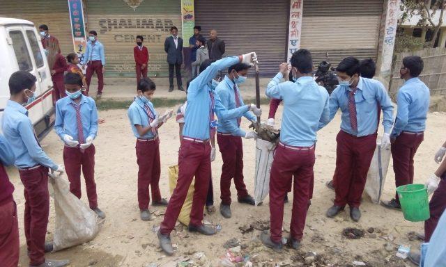 Janakpur Mahasafai Abhiyaan1- Glocal Khabar