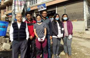 Social Club of Kathmandu University School of Management- Glocal Khabar