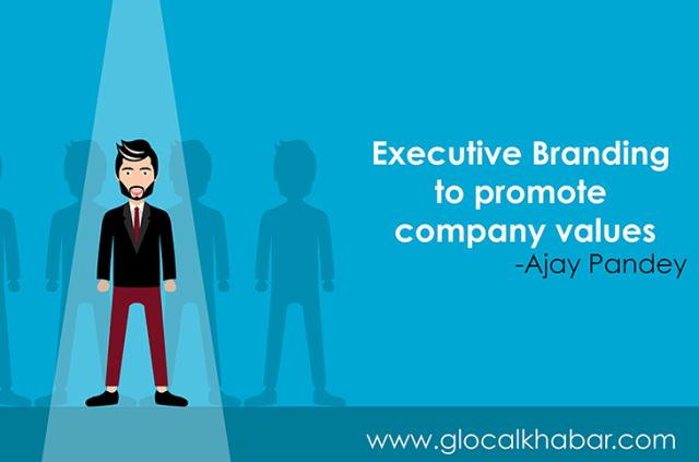 Executive Branding Ajay Pandey nepal