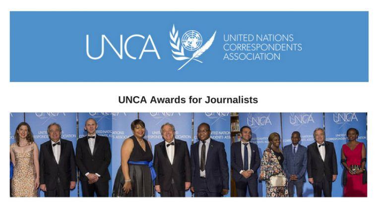 Application call for UNCA Awards 2018