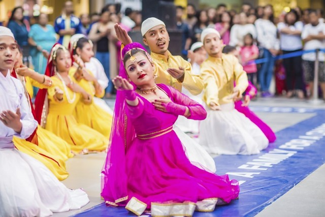 Namaste Eid celebrations ends with awesome memories