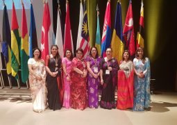 Zonta Club Kathmandu attending Zonta International 64th Convention 2018 in Japan