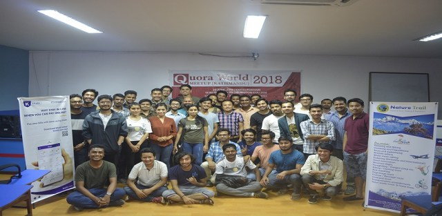 "Quora World Meetup 2018 focuses on ""Visit Nepal 2020"""