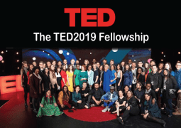 Apply for The TED2019 Fellowship