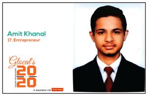 Amit Khanal: Entrepeneurship via Education