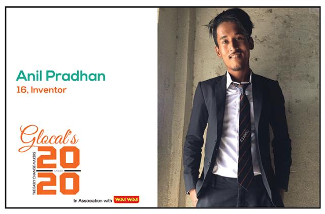 Anil Pradhan : An Eccentric Inventor